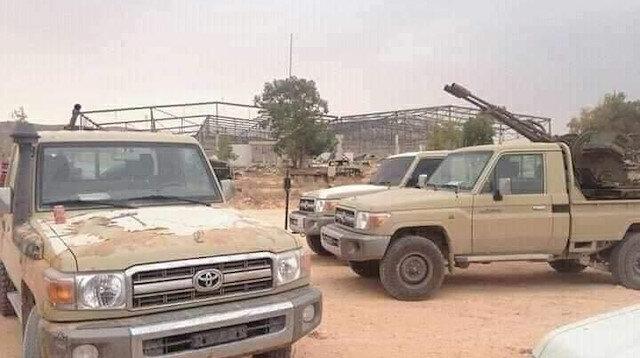 Libya Dışişleri Bakanlığı başkentin güneyinde yabancı paralı asker cesedi bulunduğunu açıkladı