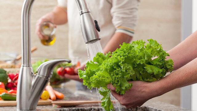 🍓🥦Bilim Kurulu üyesi uyardı: Sebze meyve yıkamada gümüş suyunu önermiyoruz