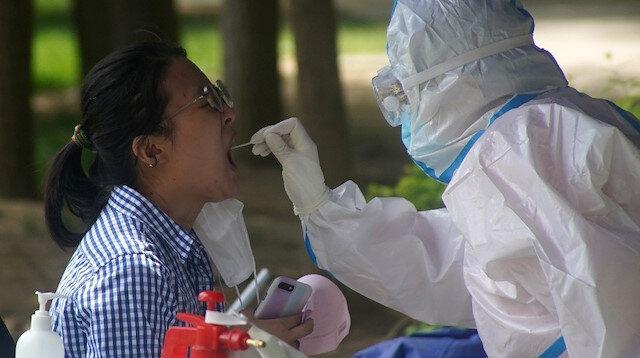 Çin'de son 24 saatte koronavirüs kaynaklı vaka ve can kaybı olmadı