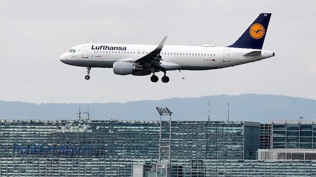 Almanya'da hükümet 9 milyar euro ile Lutfhansa'nn yüzde 20'sini alacak: AB onaylamazsa iflas edebilir