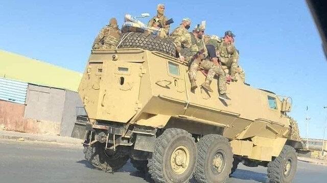 New York Times: Libya'da Hafter ile masaya oturan paralı askerler ücrette anlaşamadı