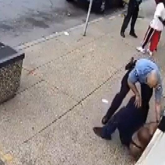 ABDde polisin boğarak öldürdüğü siyahi genç olayıyla ilgili yeni görüntüler ortaya çıktı