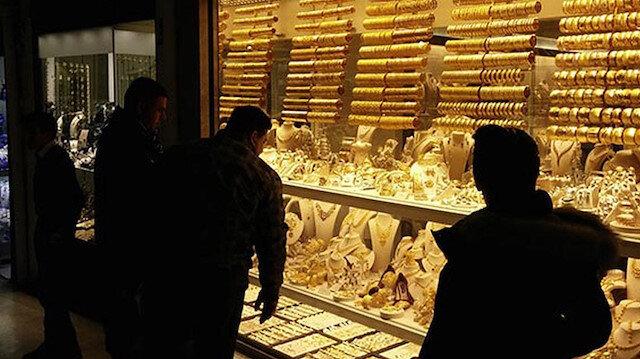 Altının kilosu 372 bin 100 liraya geriledi