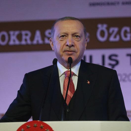 Cumhurbaşkanı Erdoğan: Fatih sondaj gemimiz yeni sondajlar için Karadenize açılacak