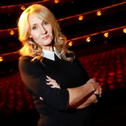 J K Rowling publishes fairy tale so children can dream in lockdown