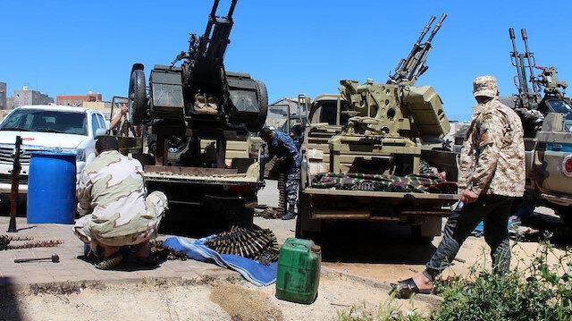 Birleşmiş Milletler: Libya'ya her gün hava, kara ve deniz yoluyla silah giriyor