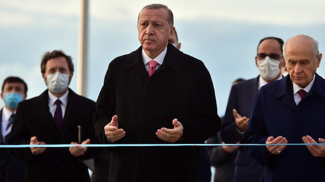 Cumhurbaşkanı Erdoğan: Yassıada'yı tarihe gömüp Demokrasi ve Özgürlükler Adası haline getirdik