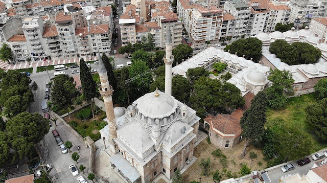 Manisa genelinde bin 94 camide cuma namazı kılınacak