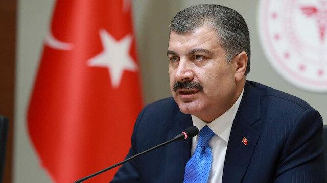Sağlık Bakanı Fahrettin Koca 28 Mayıs koronavirüs sonuçlarını açıkladı: Ölü sayısı 30, vaka sayısı 1182