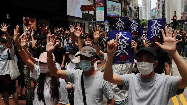 Hong Kong teslim mi oluyor: Ulusal Güvenlik Yasası kabul edildi