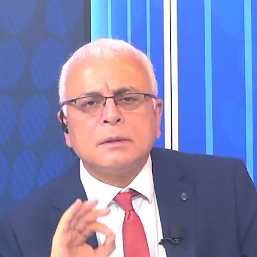 CHPnin kanalı Tele 1de Menderese alçakça hakaretler edildi