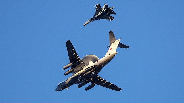 Rusya Savunma Bakanlığı'ndan, ABD açıklaması: Bombardıman uçaklarının önünü kesiyoruz