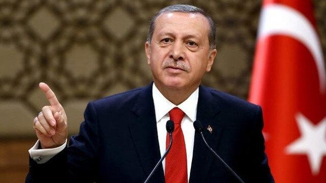 Cumhurbaşkanı Erdoğan'dan 'Fatih Sondaj Gemisi' paylaşımı: Rabbim'den muvaffakiyetler diliyorum