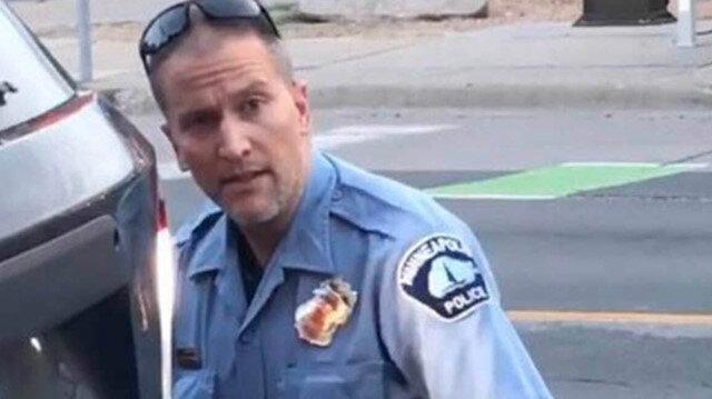 ABD'de George Floyd'un boynuna basarak ölümüne sebep olan polis Chauvin tutuklandı