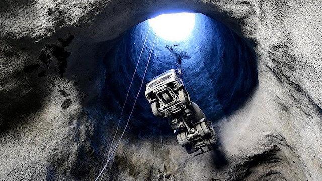 Tamamlandığında Türkiye'nin en yüksek barajı olacak: Yusufeli Barajı'nın gövde yüksekliği 205 metreye ulaştı