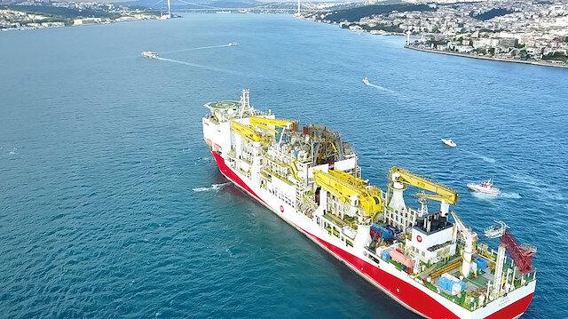 Türkiye Libya'da petrol arayacak: Fatih dünyadaki ilk beş gemi içinde yer alıyor