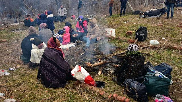 Yunan merhametsizliği: Mültecileri polis zoruyla evlerinden çıkaracaklar