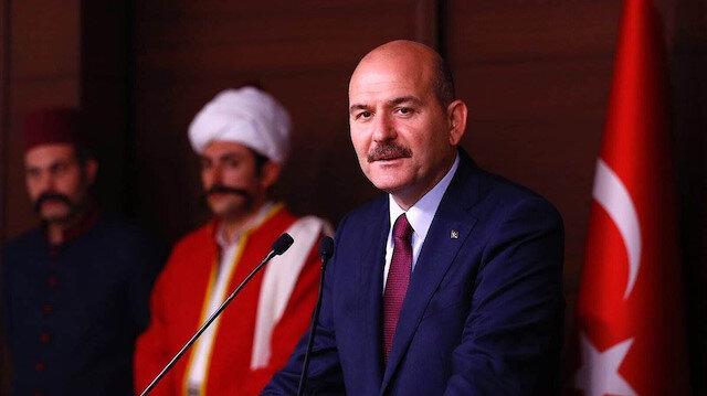 İçişleri Bakanı Soylu: Sözde 'Herekol karargahı' çöktü
