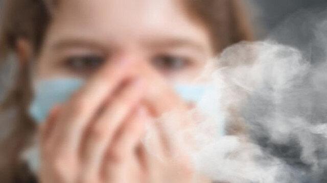 'Sigara dumanı virüs getirebilir'