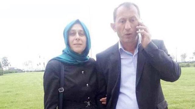 Çay hasatından elde ettikleri gelir için 30 yıllık eşini bıçaklayarak öldürdü