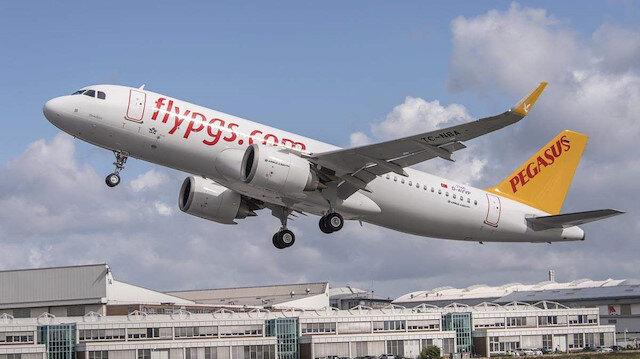 Pegasus Hava Yolları yolcu uçuşlarına başlıyor