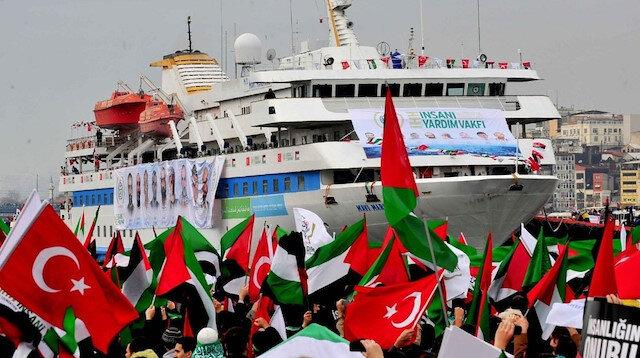 Hamas'tan 10. yılında