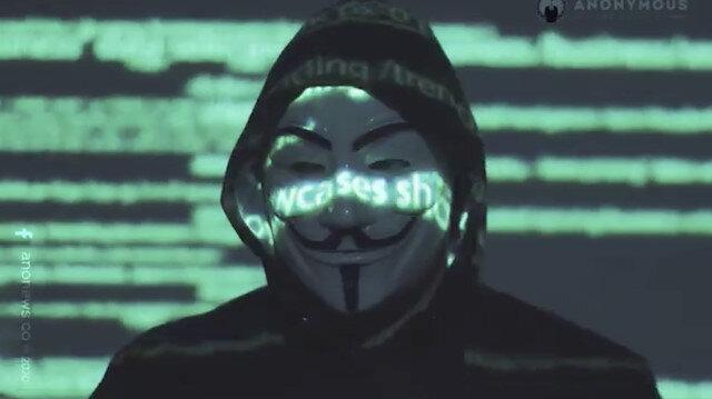Anonymous 'savaş' ilan etti Minneapolis belediye ve polisinin web siteleri çöktü