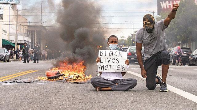 Afro Amerika Baharı: Onlarca yıl İslam dünyasını istikrarsızlaştıran ABD protestolarla sarsılıyor
