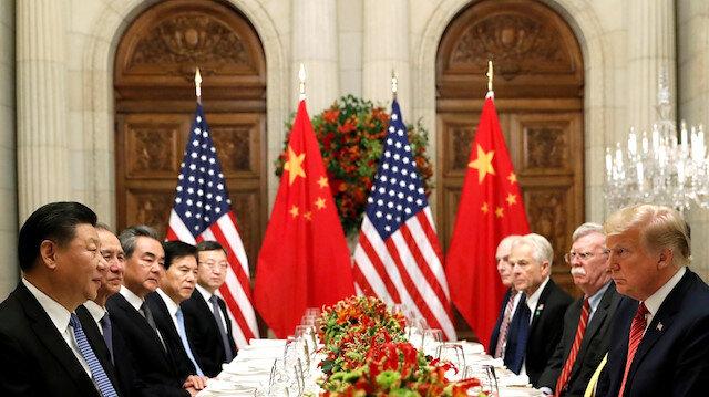 Çin devlet medyasından ABD'nin tehditlerine tepki: Kendi problemlerinizle uğraşın