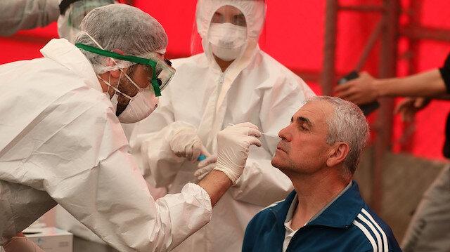 Sivasspor 3. kez koronavirüs testinden geçti