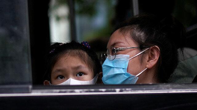 Çin'de son 3 haftada en yüksek koronavirüs vaka sayısı tespit edildi