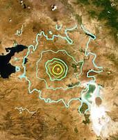 İranda deprem
