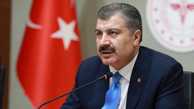 Sağlık Bakanı Fahrettin Koca 1 Haziran koronavirüs sonuçlarını açıkladı: Ölü sayısı 23 vaka sayısı 827