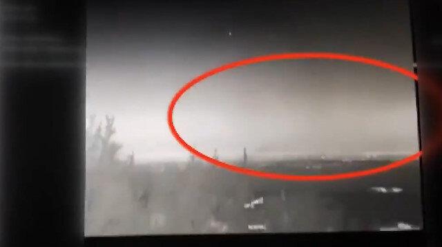 MSB, Barış Pınarı bölgesine sızmaya çalışan 2 teröristin etkisiz hale getirildiği görüntüleri yayınladı