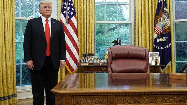 ABD basını: Trump protestolar sırasında sığınağa götürüldü