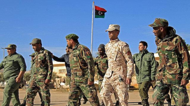 Libya hükümeti ile Hafter'in ateşkes görüşmelerine yeniden başladıkları duyuruldu