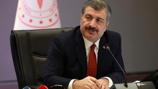 Sağlık Bakanı Fahrettin Koca'dan 'sokağa çıkma kısıtlaması' açıklaması