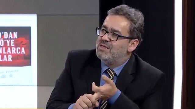 Ceyhun Bozkurt: FETÖyü gladyo yapılanması olarak tanımlamak gerekir