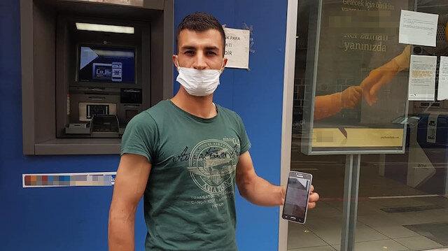Hesabına yanlışlıkla 70 bin lira yatırıldı: Anında parayı sahibine iade etti