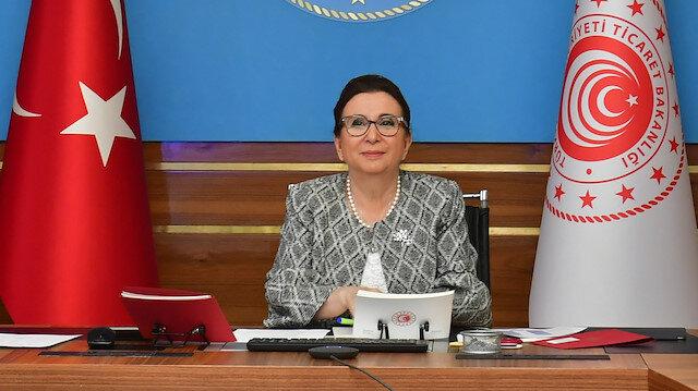 Ticaret Bakanı Pekcan: Mayıs ihracatı nisana göre yüzde 10,84 arttı