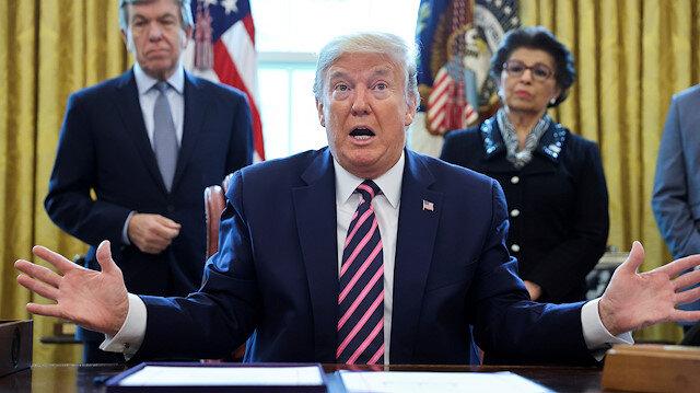 """Trump protestolara askeri müdahale için """"İsyan Yasası""""nı kullanabilir"""