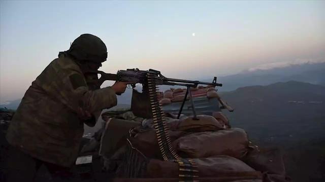 PKK'ya bir darbe daha: 500 bin TL ödülle aranan terörist etkisiz hale getirildi