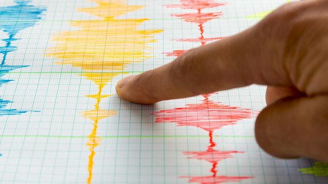 Çorum'de 3.9 büyüklüğünde deprem