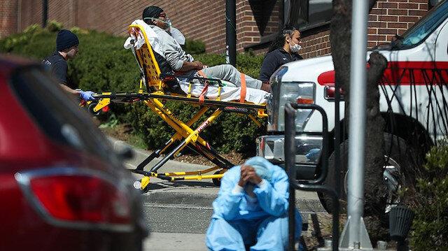ABD'de Kovid-19 nedeniyle ölenlerin sayısı 108 bini geçti