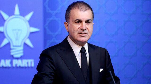 AK Parti Sözcüsü Çelik: Türkiye'de provokasyon mevsimi kapanmıştır
