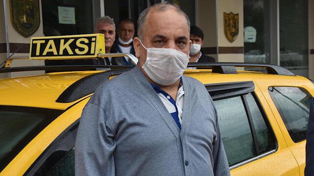 Takside unutulan 60 bin lirayı sahibine teslim etti 31 lira bahşiş aldı
