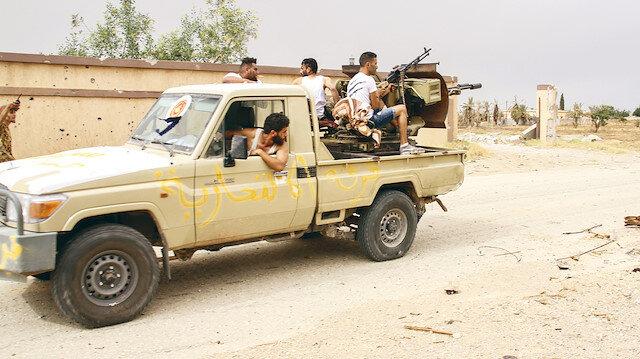 Libya'da Hafter temizliği: Trablus Havalimanı tamam
