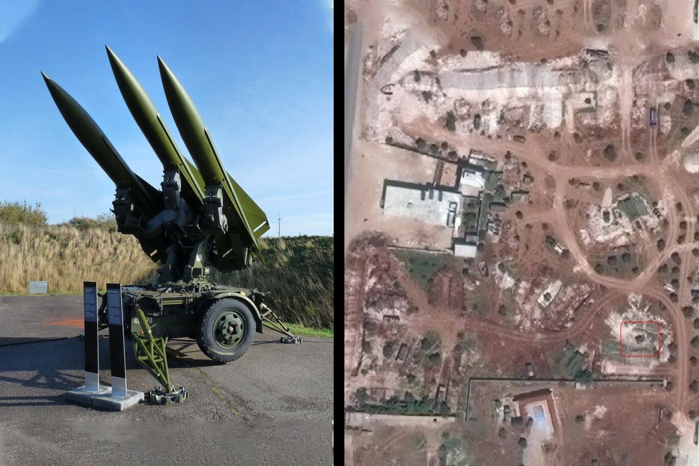HAWK hava savunma sistemleri İdlib'e konuşlandırıldı.