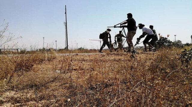 Libya Hükümeti: Trablus'un tüm idari sınırlarının kontrolü sağlandı