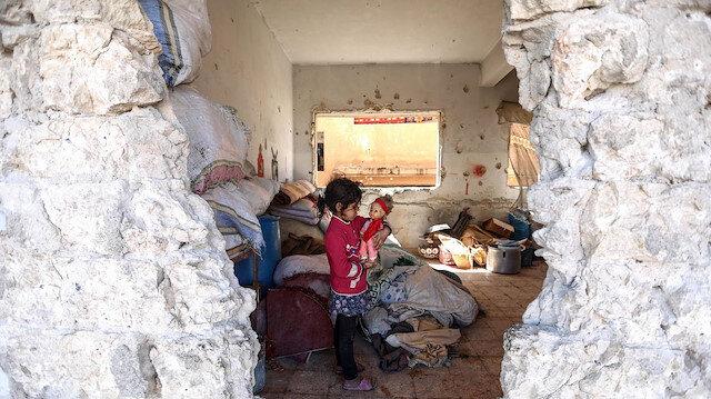 Dünya çapında 415 milyon çocuk çatışma bölgelerinde yaşıyor